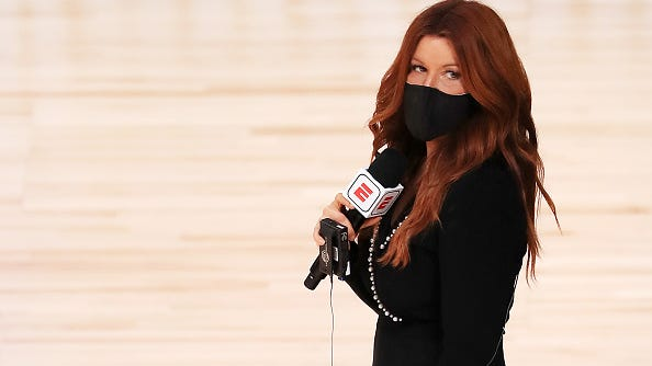 Drama at ESPN over Rachel Nichols leaked audio comments on diversity and Maria Taylor