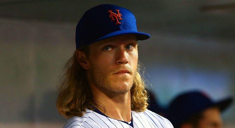 Mets pitcher Noah Syndergaard