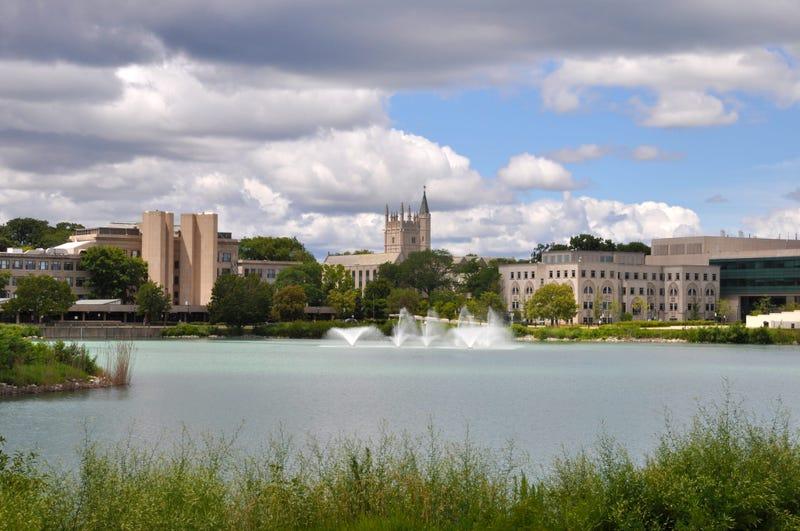 Northwestern campus