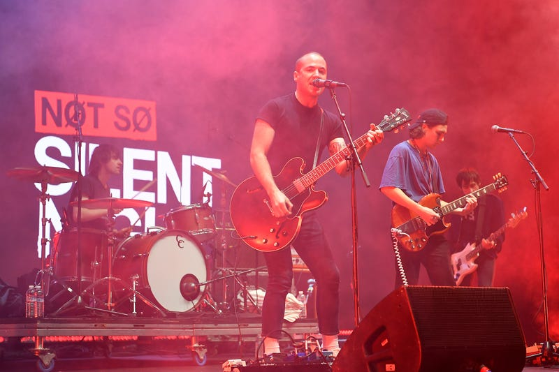 """White Reaper performs onstage at """"Not So Silent Night,"""" a RADIO.COM Event, at SAP Center on December 07, 2019"""