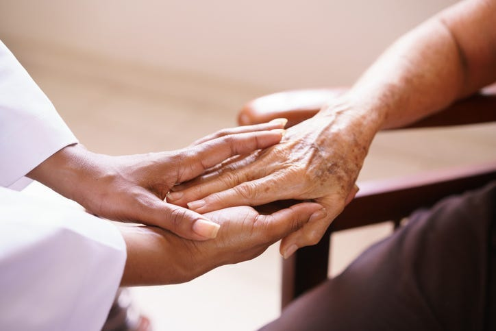 Nursing Home - Getty Images
