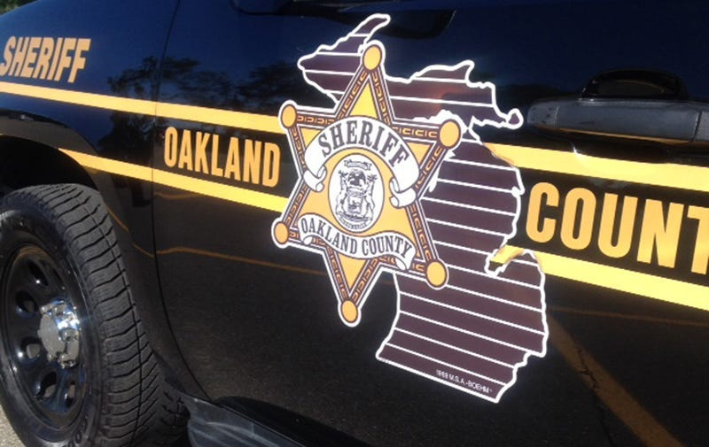 Oakland County Sheriff Car