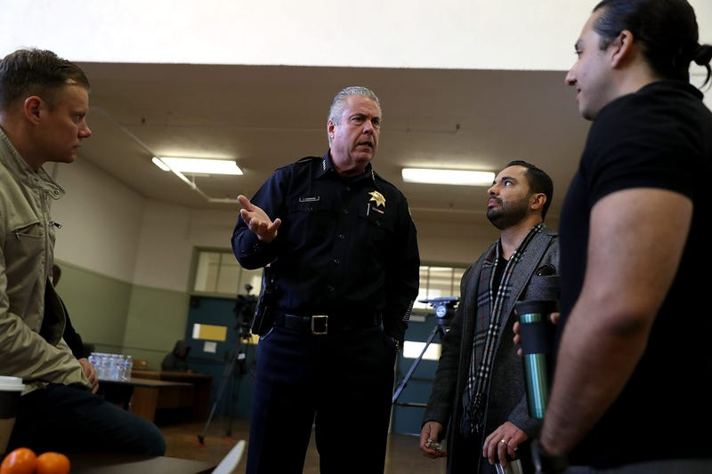 OUSD is considering a plan to eliminate its police department