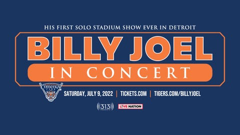 Billy Joel concert rescheduled for Saturday, July 9, 2022