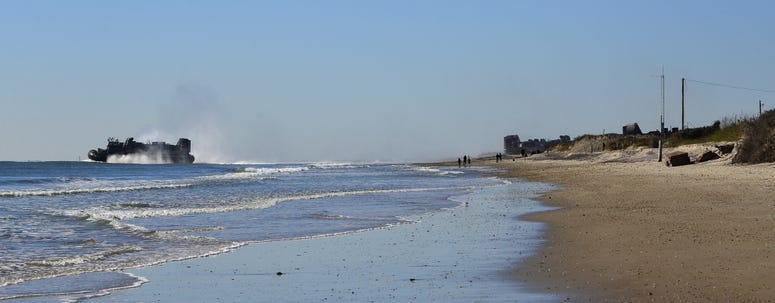 Onslow Beach