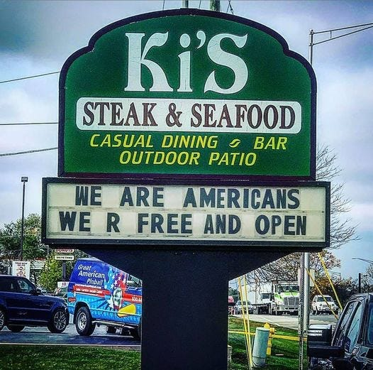 Ki's Steak and Seafood Restaurant in Glendale Heights