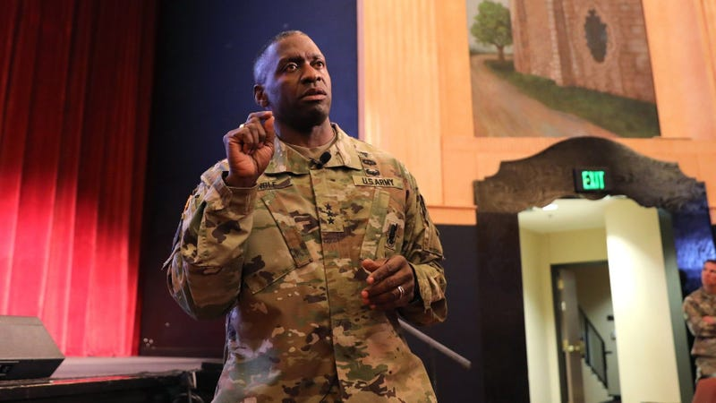 Black Army leaders hope to inspire future soldiers of color