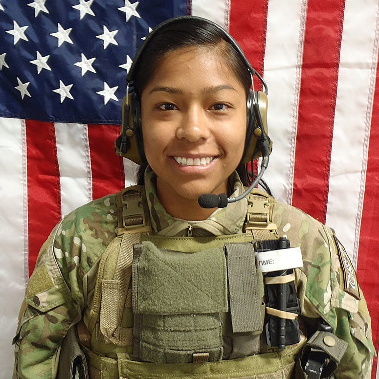 Capt. Jennifer Moreno