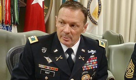 Colonel Owen Ray