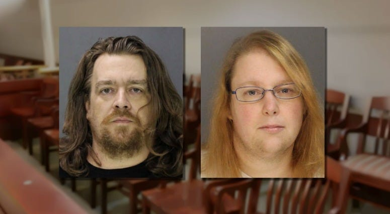 Jacob Sullivan and Grace Packer were convicted of raping and murdering Packer's adopted daughter Grace in 2016. Packer is serving a life sentence, while Sullivan died in prison.