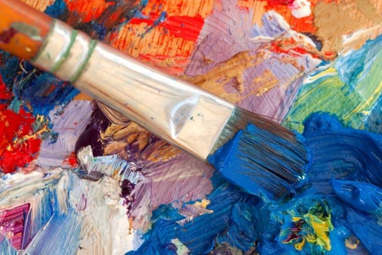 Paint brush Paint Getty Images 775x517
