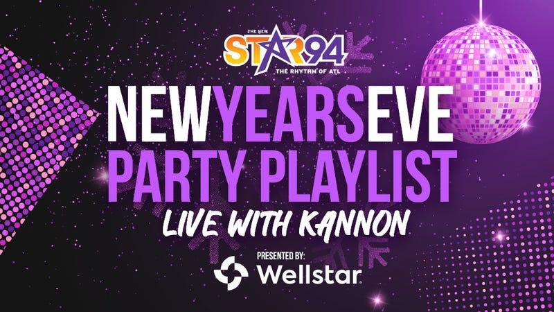 Star 94's NYE Party Playlist LIVE!