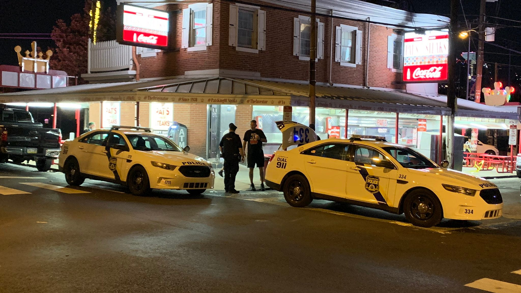 Second suspect arrested for fatal shooting at Pat's Steaks