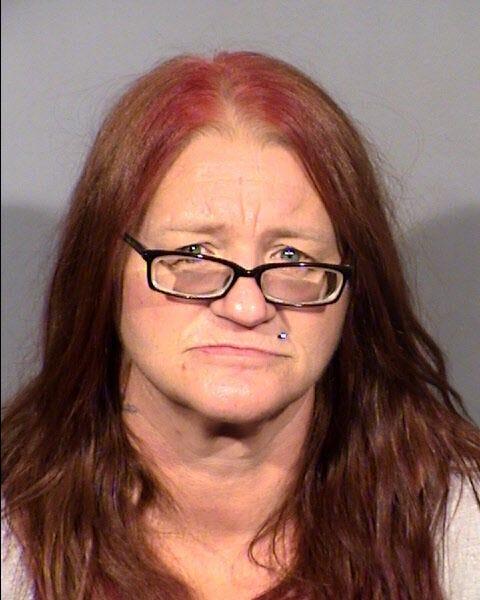 Arson suspect Paula Gordon