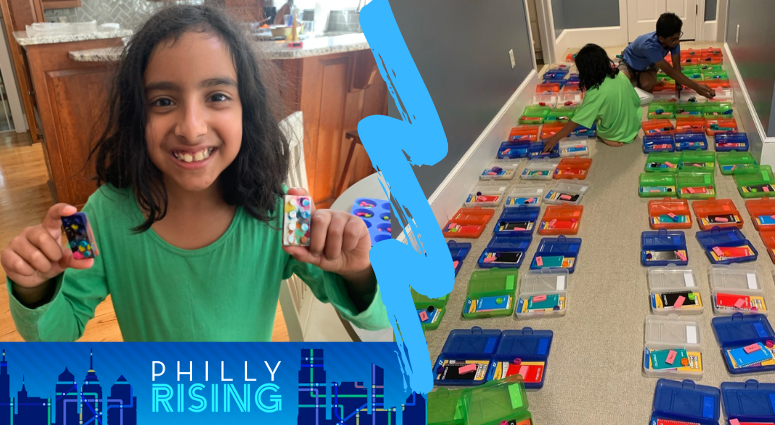 Philly Rising - Ava Rajappa