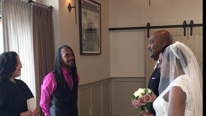 Camden County marriage