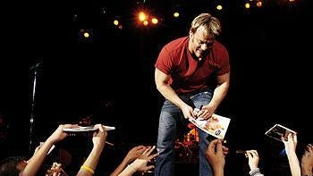 Phil Vassar with Lexie Hayden