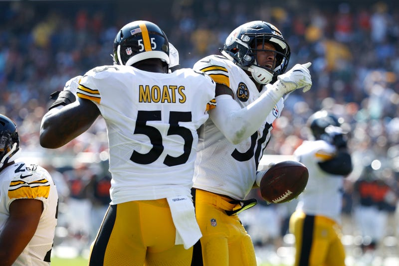 Steelers Linebacker Arthur Moats
