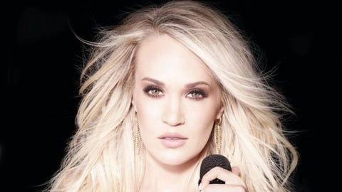 Carrie Underwood at Washington State Fair - NEW DATE