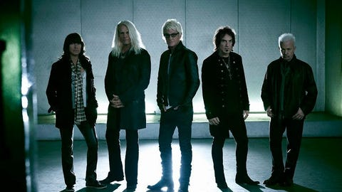 STYX and REO Speedwagon - NEW DATE