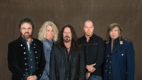 38 Special - Dancing in the Dirt Party - NEW DATE