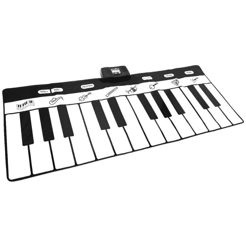 Gymax 24 Key Gigantic Piano Keyboard Dance Playmat