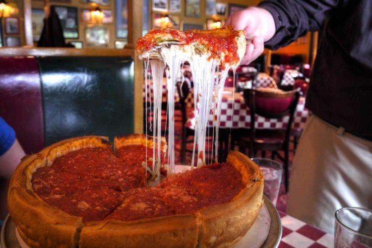 Girodano's, Pizza, Deep Dish, Mega Millions, Tickets, Illinois Lottery