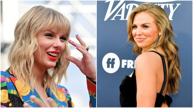 Taylor Swift Is a Fan of 'Bachelorette' Hannah Brown After 'DWTS' Performance
