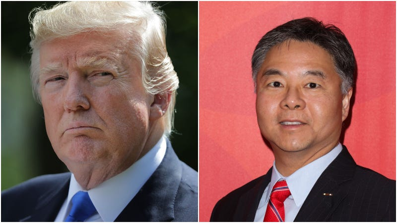 trump and lieu