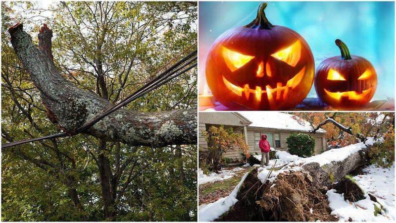 2011 Halloween Nor'easter