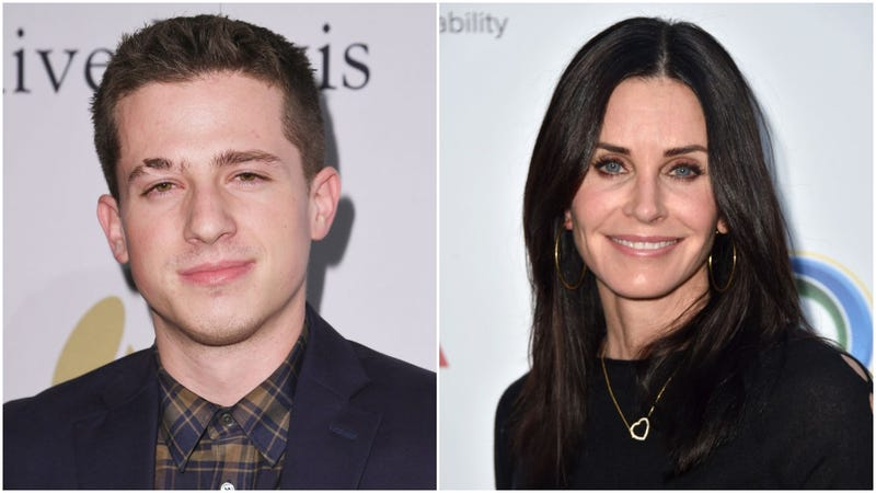 Charlie Puth Tests His Knowledge of 'Friends' With Courteney Cox