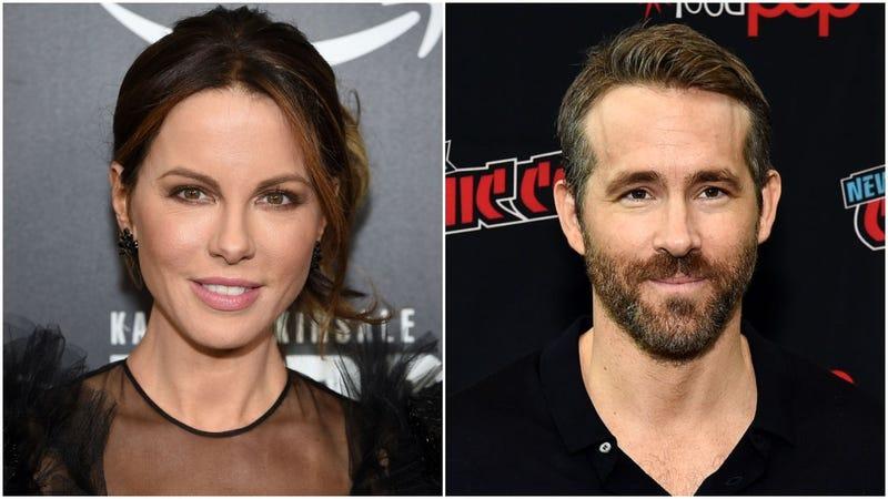 Kate Beckinsale: 'I Look Exactly Like Ryan Reynolds'