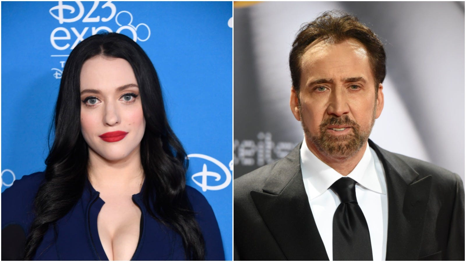 Kat Dennings says Nicolas Cage refused to touch her during 'craziest' audition: 'He was so respectful!'