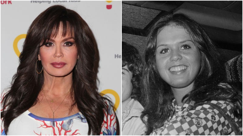 marie osmond now and then