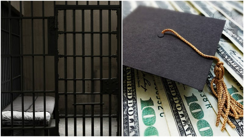 Study Shows Grads Would Rather Spend Week in Jail Than Pay Student Loan Debt