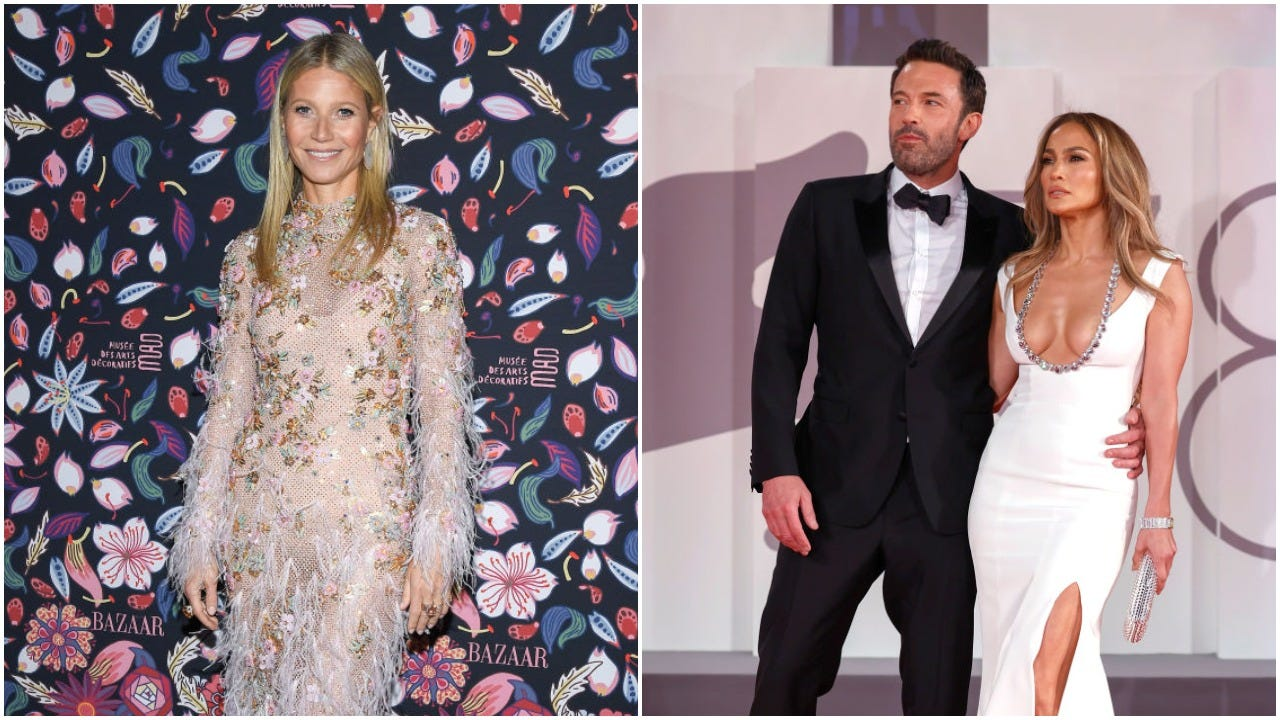 Gwyneth Paltrow is all in for ex Ben Affleck and Jennifer Lopez's relationship: 'Okay, this is cute'