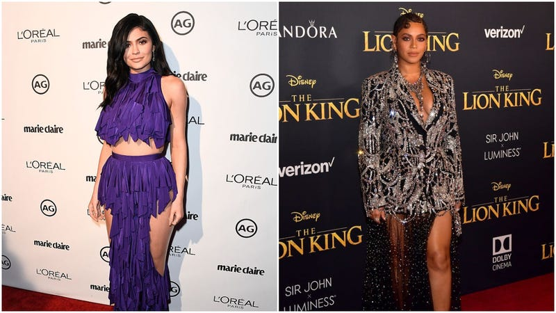 Kylie Jenner Reserves Seat for Beyoncé at Friendsgiving Dinner Party