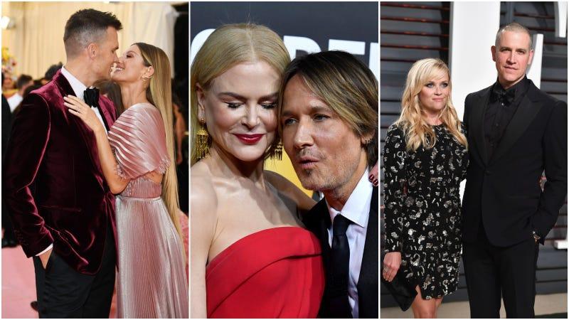 stars celebrate valentine's day 2020
