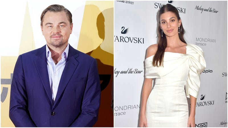 Leonardo DiCaprio's 22-Year-Old Girlfriend Defends Their 23-Year Age Gap