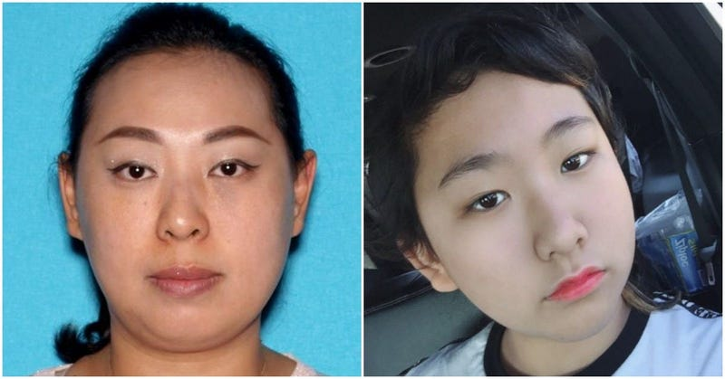City of Irvine - Missing mother, daughter