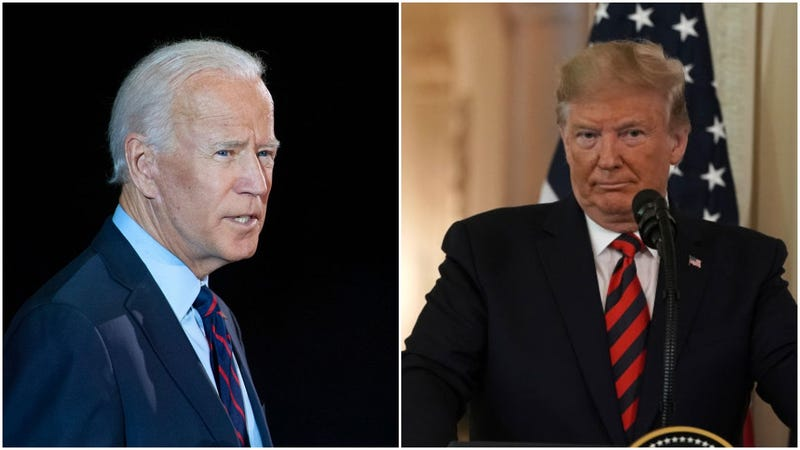 "Biden Tells Trump: ""You're Not Going to Destroy Me"""