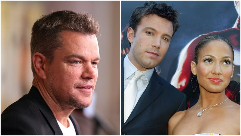 Matt Damon, Ben Affleck, Jennifer Lopez