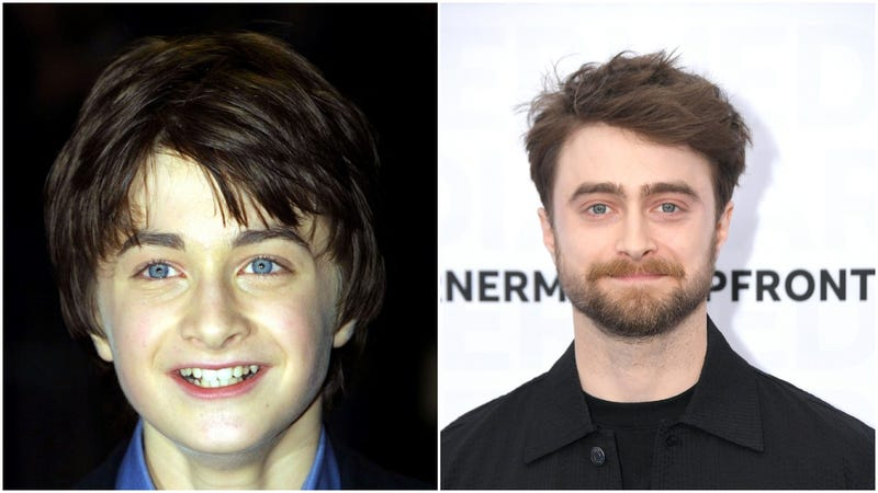 daniel radcliffe young and old side by side