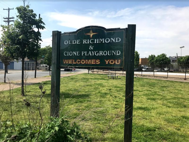 Fred Cione Playground