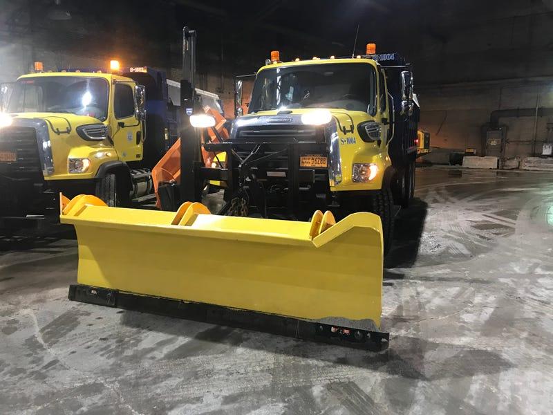 City of Buffalo plow