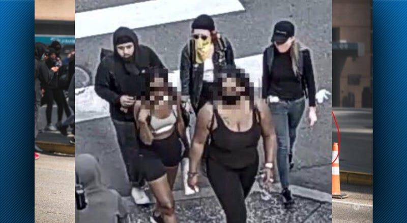 DAAT Suspects