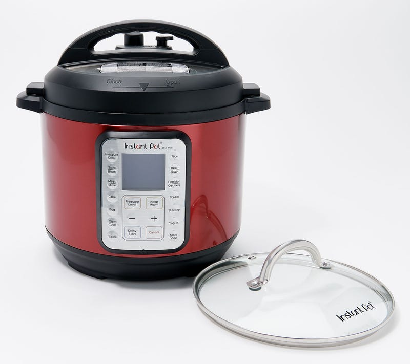 Instant Pot 6-qt Duo Plus 9-in-1 Pressure Cooker