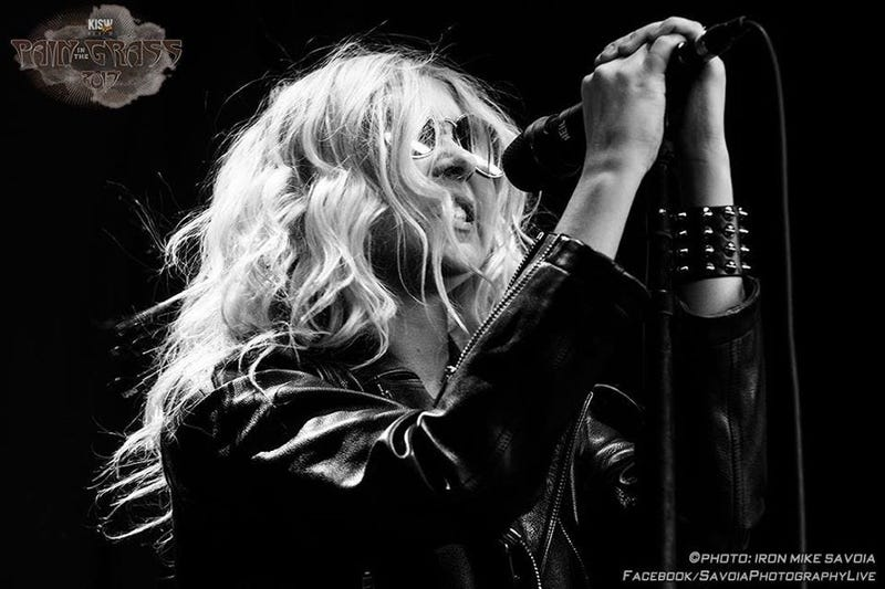 The Pretty Reckless at Pain in the Grass