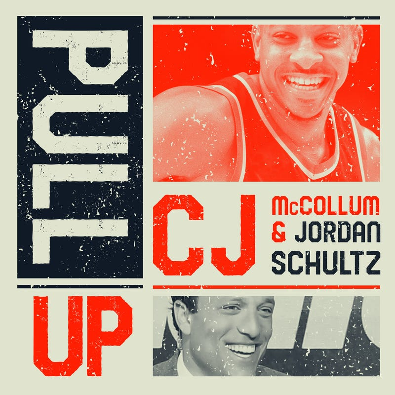 pull up with cj mccollum and jordan schultz