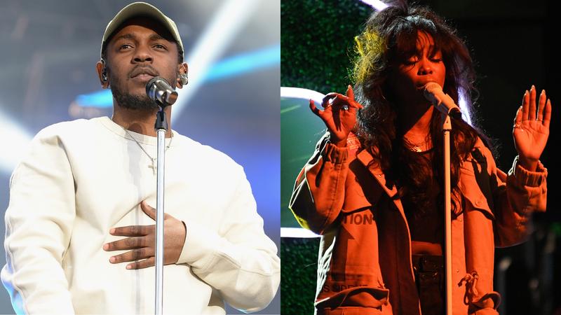 Kendrick Lamar, SZA
